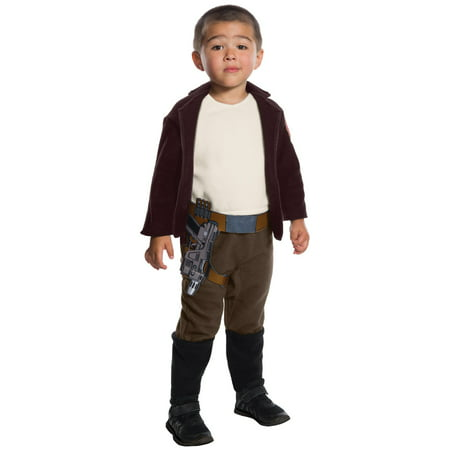 Star Wars Episode VIII - The Last Jedi Toddler Poe Dameron Costume](Start Wars Costumes)