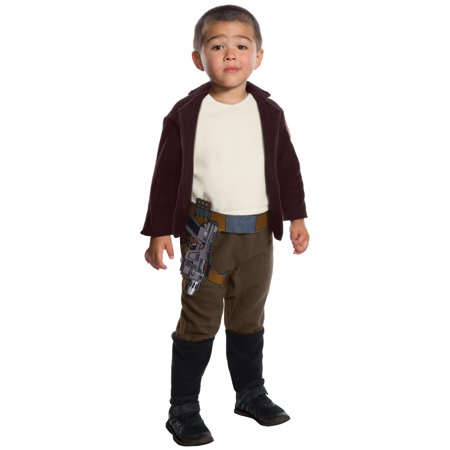 Jedi Costume Toddler (Star Wars Episode VIII - The Last Jedi Toddler Poe Dameron)