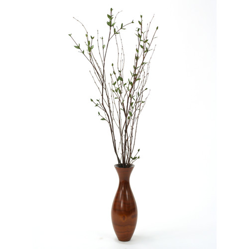 Distinctive Designs Silk Ligustrum and Birch Branches Tre...