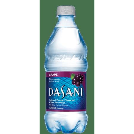 DASANI Grape Bottle, 20 fl oz - Walmart