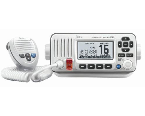 """Icom M424G Fixed Mount VHF Marine Transceiver w Built-In GPS Icom M424G Fixed Mount VHF Marine... by Icom"