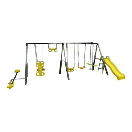 Flexible Flyer Castleton Swing Set ()