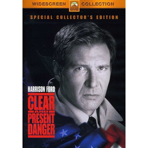 Clear And Present Danger (Widescreen)