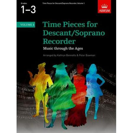 Descant Recorder Pieces (Time Pieces for Descant)