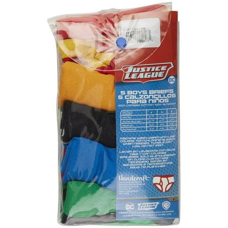 Boys' Justice League 5pk Underwear - Multi 6