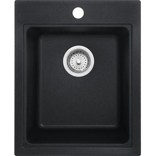 Franke Quantum 20.5'' x 13.55'' Single Bowl Kitchen Sink