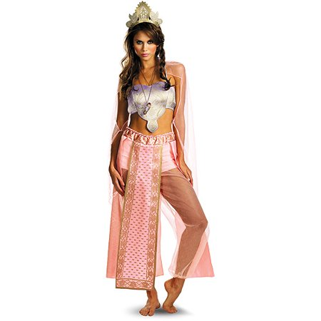 Prince of Persia Sassy Tamina Adult Halloween Costume - Prince William Halloween Costume