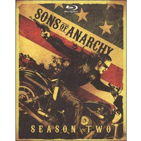 Sons Of Anarchy  Season 2  Blu Ray