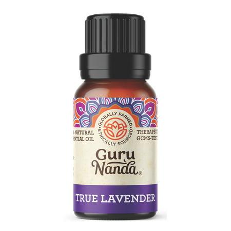 Guru Nanda Lavender Essential Oil