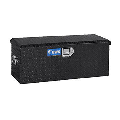 UWS ATV-BLK BLACK/32 X 12 X 12 ATV BOX  - ShopEddies