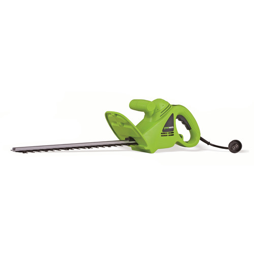 Greenworks 22102 2.7 Amp 18 in. Dual Action Electric Hedge Trimmer by Generic