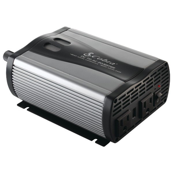 COBRA ELECTRONICS CPI 880 800-Watt 12-Volt DC to 120-Volt AC Power Inverter