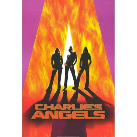 Posterazzi MOVCF2439 Charlies Angels Movie Poster - 27 x 40