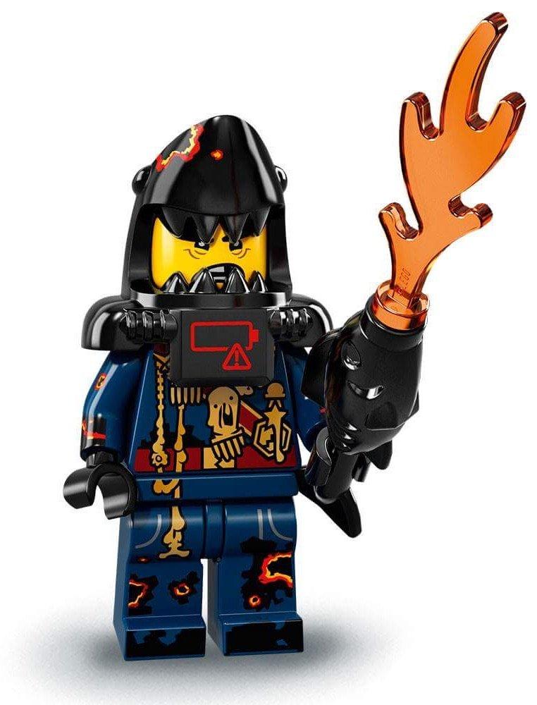 LEGO Ninjago Movie Shark Army General Collectible Minifigure New