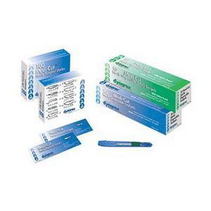 Dynarex Medicut Disposable Scalpel, Sterile, Autoclavable plastic handle Box of 10