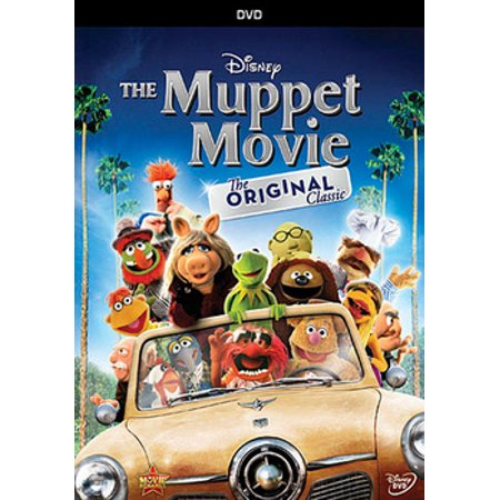 The Muppet Movie (DVD)](Muppets Halloween Dvd)