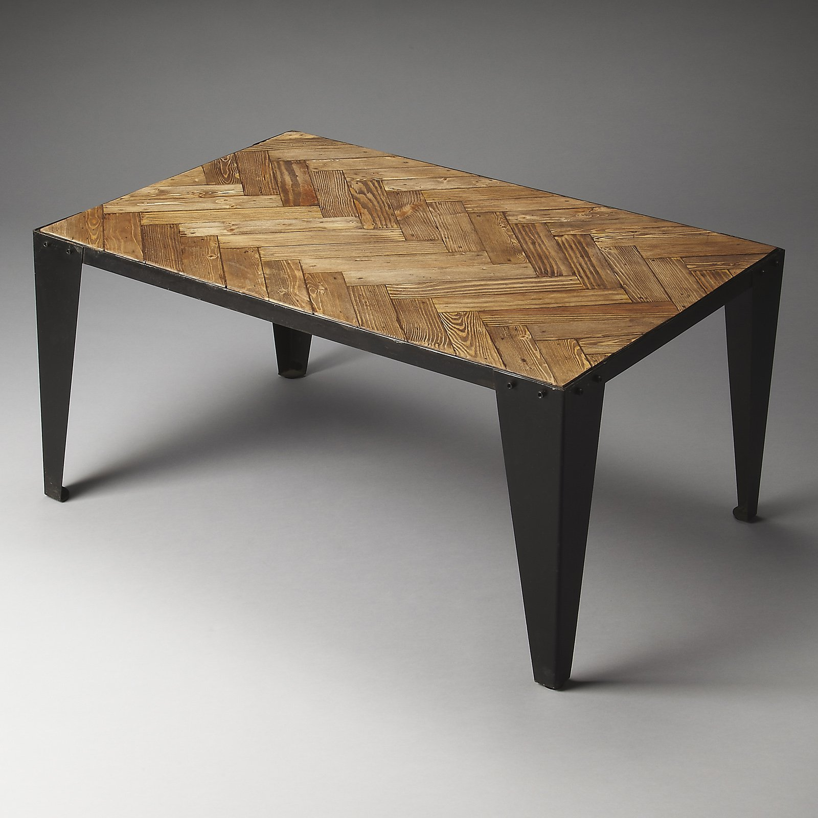 Butler Specialty Industrial Chic Tate Cocktail Table by Butler Specialty