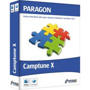 Paragon 242PEEPL Camptune X Mac Bootcamp Partioning (Email Delivery)