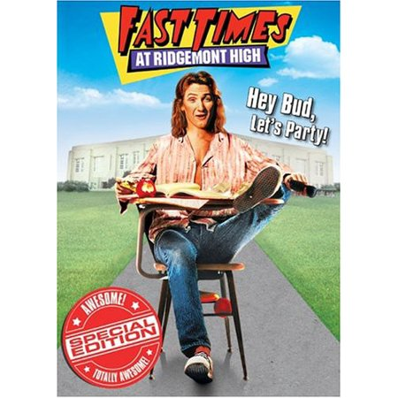 Fast Times at Ridgemont High (DVD) - Orange Park Movie Times