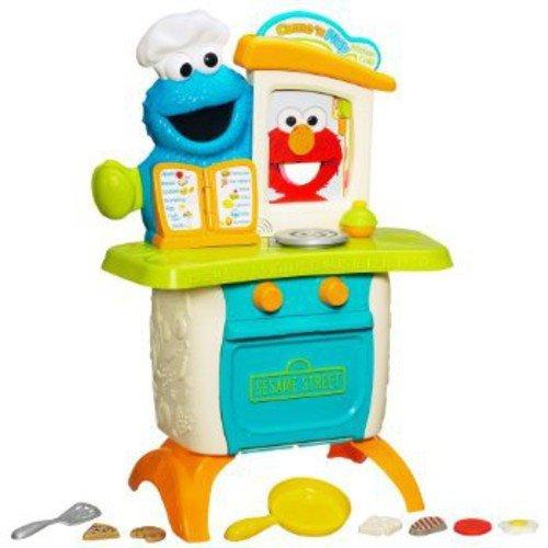 Sesame Street Playskool Come N Play Cookie Monster