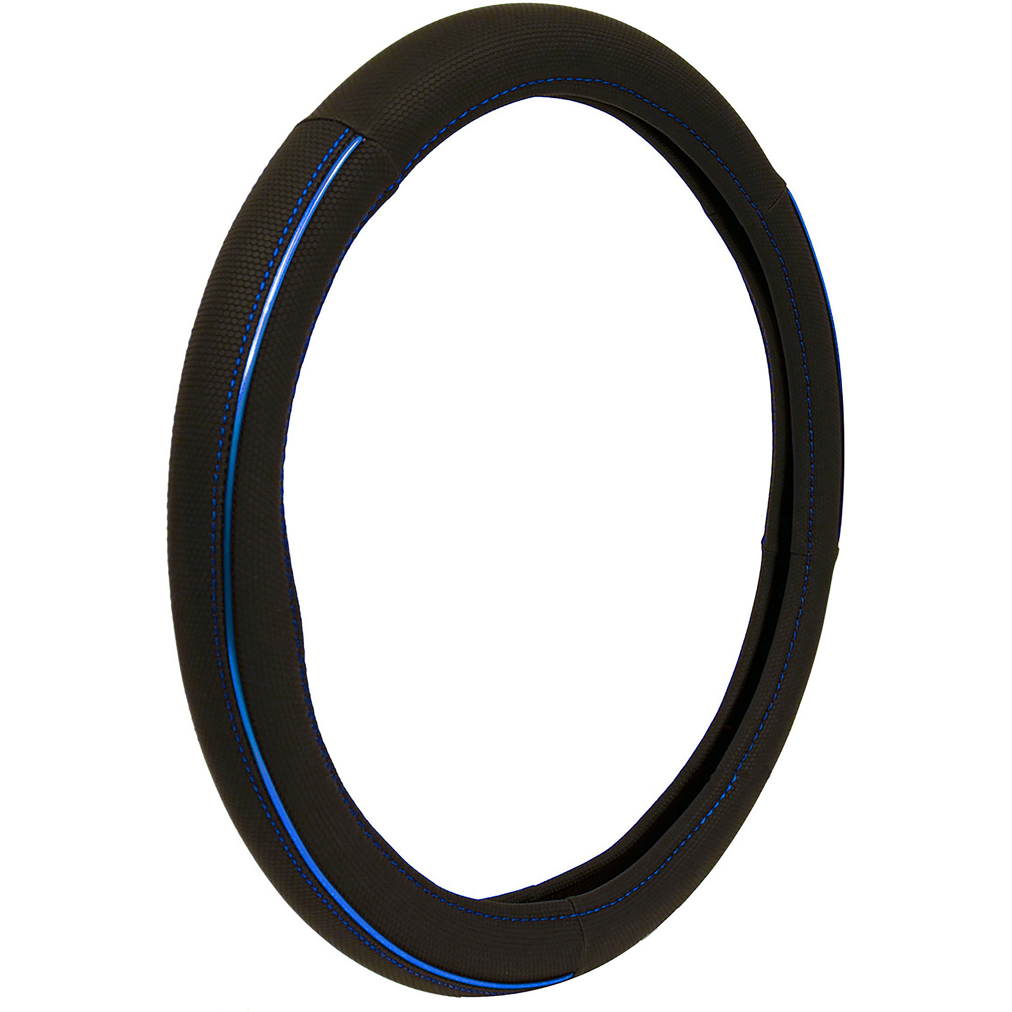 Auto Drive Steering Wheel Cover, Sport Blue