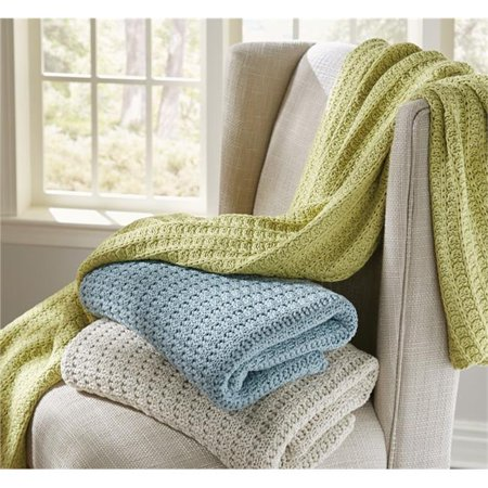 Split P 5114 022N Wayfair Throw  44  Oatmeal   Pack Of 2