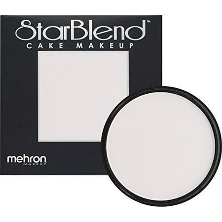 Best Wholesale Makeup (LWS LA Wholesale Store  Mehron Makeup StarBlend Cake Makeup ALABASTER –)