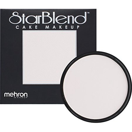 LWS LA Wholesale Store  Mehron Makeup StarBlend Cake Makeup ALABASTER – 2oz - Wholesale Makeup