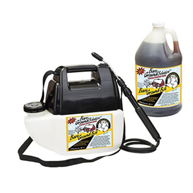Bareground BGBPS-1C Bare Ground Bolt Battery Powered Sprayer With 1 gal Of CaCl2 - New