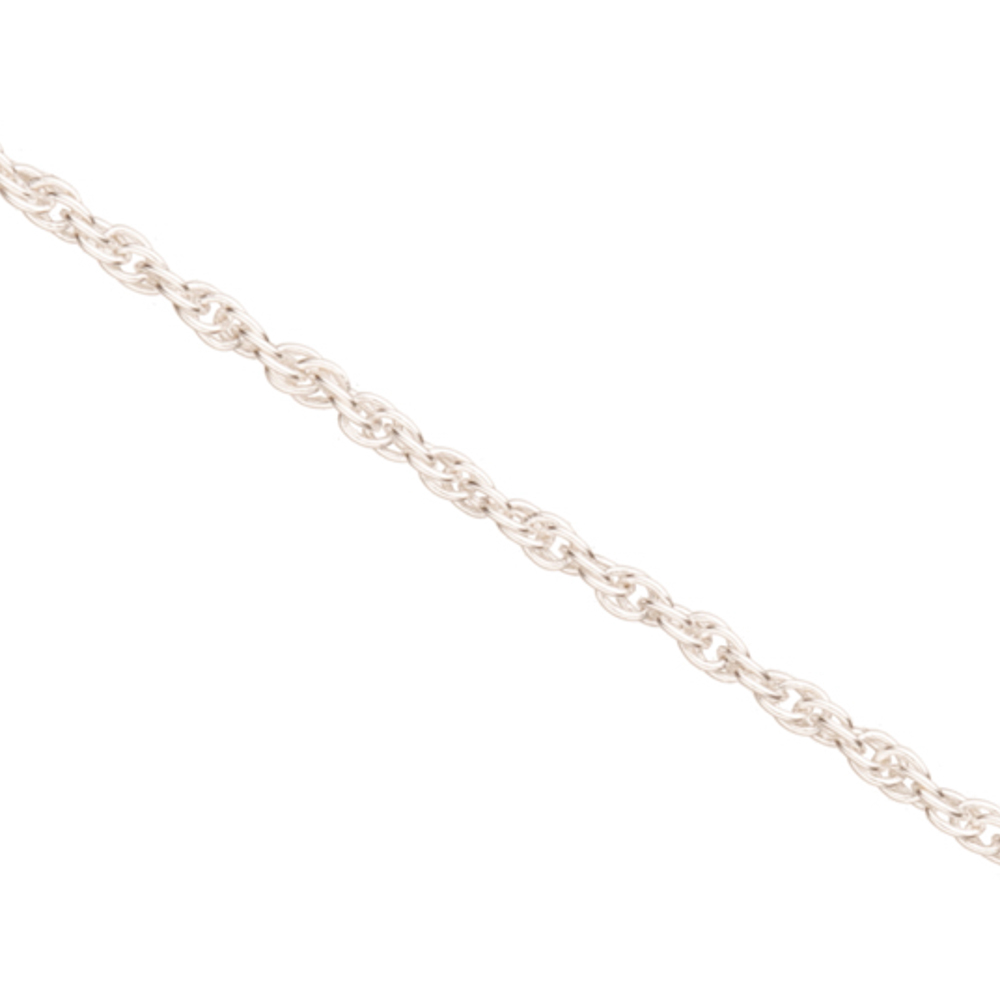 Rope Chain, Antique-Silver Plated Brass 1.5mm 5 Ft/pack (3-Chain Value Bundle), SAVE $2