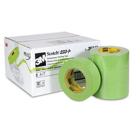 Scotch Performance 233+ Automotive Refinish Masking Tape 233+ Automotive Refinish Masking Tape