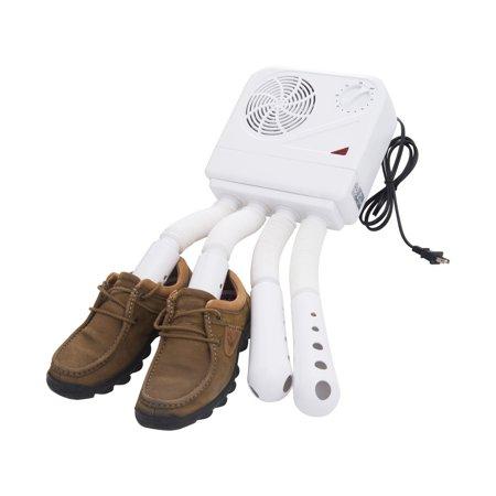Mens Vapor Glove Shoes - HOMCOM Boot, Shoe and Glove 4-port Electric Dryer
