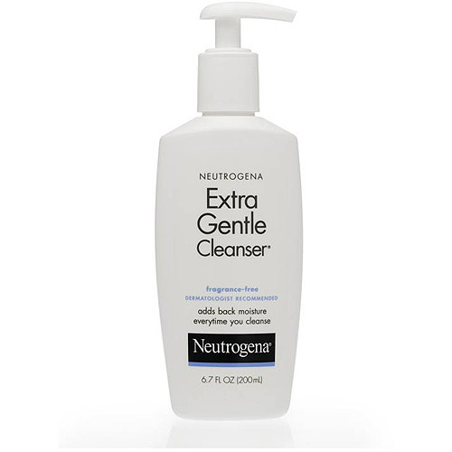 Neutrogena Fragrance-Free Extra Gentle Cleanser, 6.7 OZ - Walmart.com