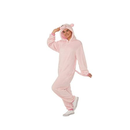 Adult Pug Costume (Halloween Pig Comfy Wear Adult)