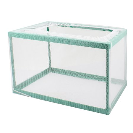 aquarium fish tank separate breeder net hatchery for