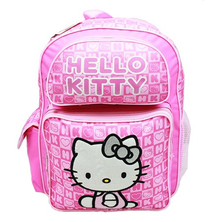 Licensed - Hello Kitty Dice Large Backpack  82348-S - Walmart.com 9f88d1bb65f15
