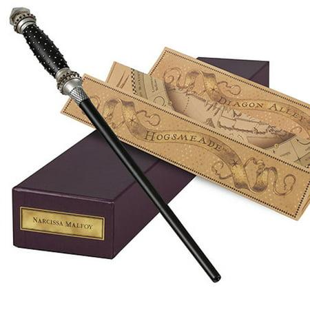 Universal Studios Interactive Narcissa Malfoy Wand From Harry Potter New w Box](Draco Malfoy Wand)