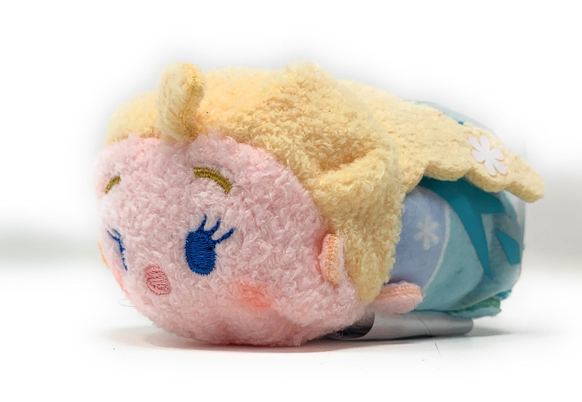 Disney Tsum Tsum Frozen Princess Anna Plush Doll Mini size