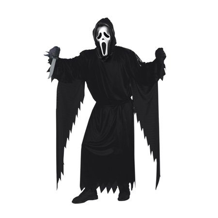 Adult Ghost Face Scream 4 Halloween Costume