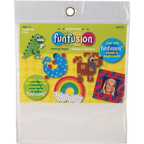 Perler Fun Fusion Ironing Paper, 6-Pack