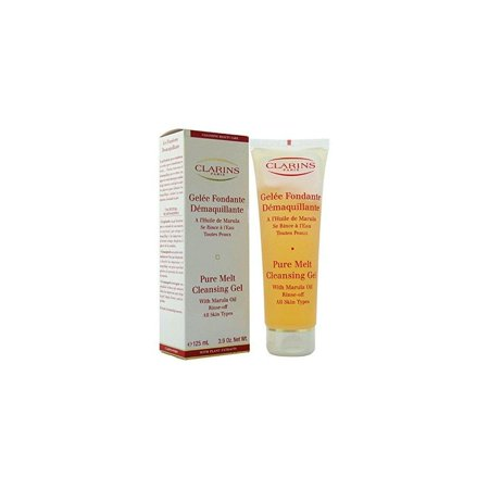 clarins pure melt cleansing gel for unisex, 3.9 ounce