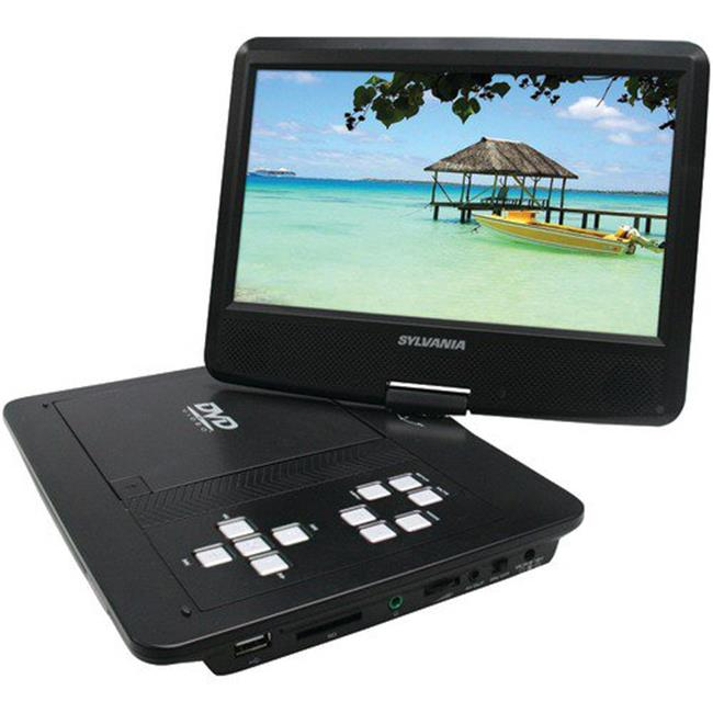 Cursdvd1030  10&Quot; Swivel-Screen Portable Dvd Player