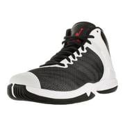 Nike Jordan Men's Jordan Super.Fly 4 PO Black/Gym Red/White/Infrrd 23 Basketball Shoe 9.5 Men US