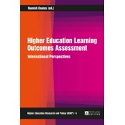 Higher Education Learning Outcomes Assessment - eBook