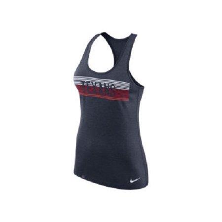 43d340eb6 Nike - Houston Texans NFL Nike Women s Dri-Fit Touch Tank Top ...