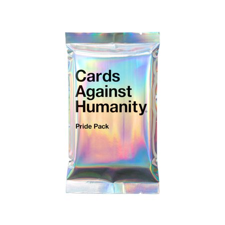 Cart Multi Pack - Cards Against Humanity Pride Pack