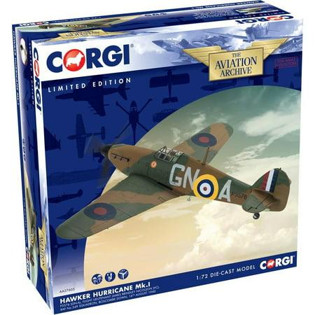Corgi Hawker Hurricane Mk.I, P3576 (GN-A), Flight Lieutenant James Brindley Nicolson