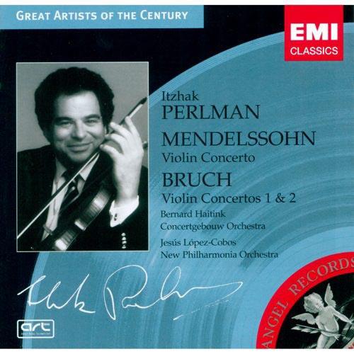 Mendelssohn/Bruch: Violin Concertos (Remaster)