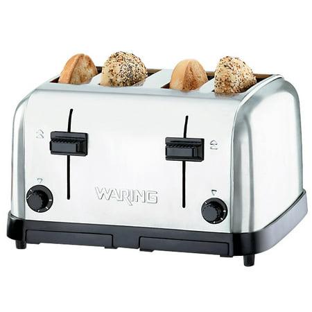 Waring 4 Slice Toaster - Medium Duty ()