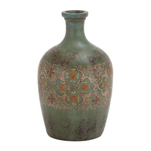 Mistana Traditional Terracotta Vase